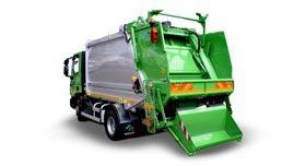 شاحنات النفايات
