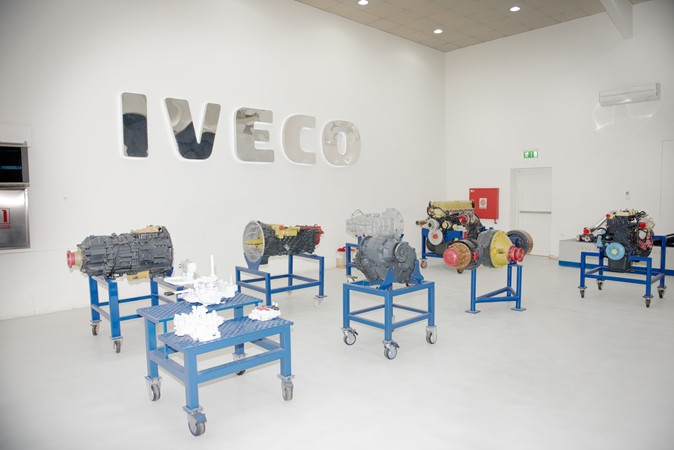 Iveco Workshop