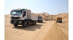 SMAG (IVECO) Supporting RAK Public Works and Services Department (PWSD)