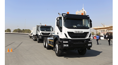 Iveco: Trakker launch