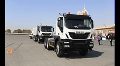 Iveco: Trakker launch