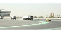 أطلقت شركة سعيد محمد الكندي و أولاده شاحنة إيفكو الجديدة EUROTRONIC ذات صندوق التروس الأوتوماتيكي