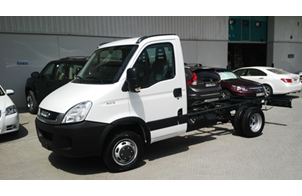 IVECO DAILY CHASSIS 50C15H