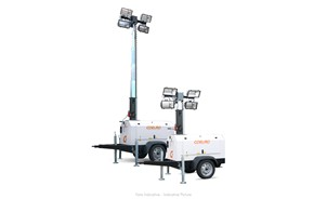 COELMO LT7M4x400J-Y Tower Lights