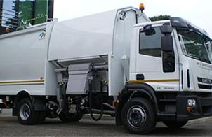 شاحنة MAZZOCCHIA للتنظيف – AQUATEC