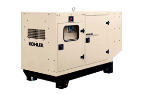 KOHLER KD110 Industrial Generators