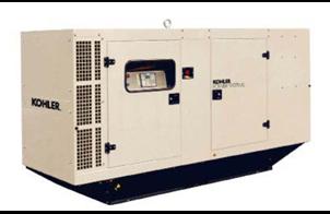 KOHLER KD220 Industrial Generators