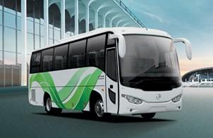 الحافلات السياحية الفخمة